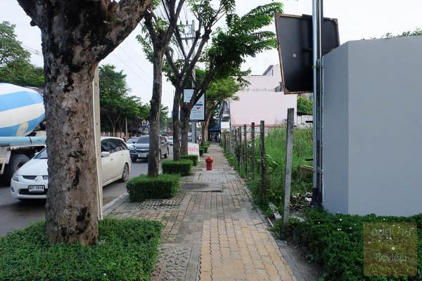 สภาพแวดล้อม The City Suksawat (ภาพที่ 6)