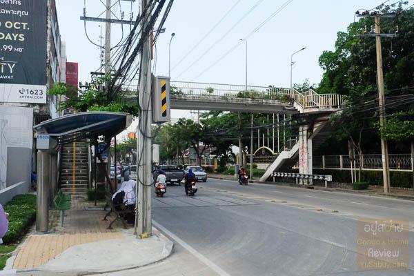 สภาพแวดล้อม The City Suksawat (ภาพที่ 7)