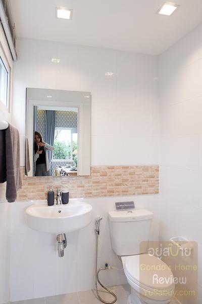 ห้องน้ำ Gusto เพชรเกษม-ทวีวัฒนา