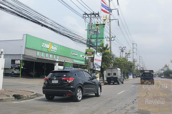 Q District Casa กิ่งแก้ว-สุวรรณภูมิ ถนนกิ่งแก้ว (ภาพที่ 15)