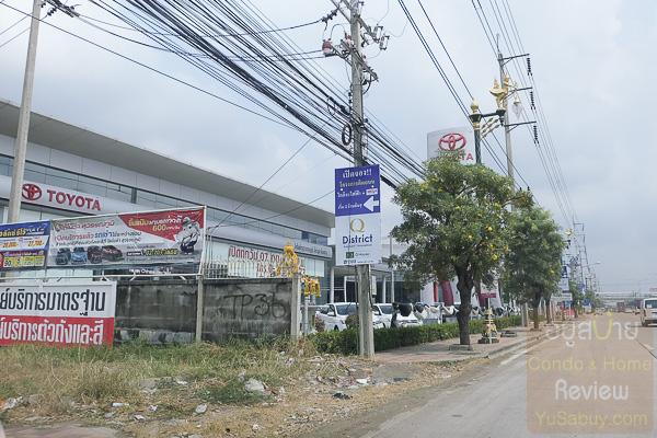 Q District Casa กิ่งแก้ว-สุวรรณภูมิ ถนนกิ่งแก้ว (ภาพที่ 17)