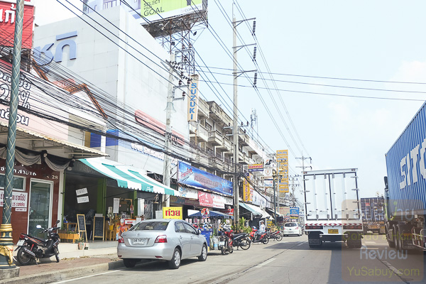 Q District Casa กิ่งแก้ว-สุวรรณภูมิ ถนนกิ่งแก้ว (ภาพที่ 3)