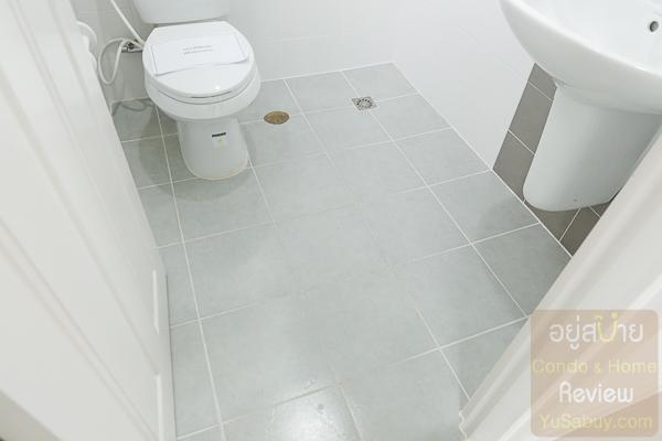 ทาวน์โฮม The Colors รังสิต-คลอง 4 Premium ห้องน้ำ (ภาพที่ 10)