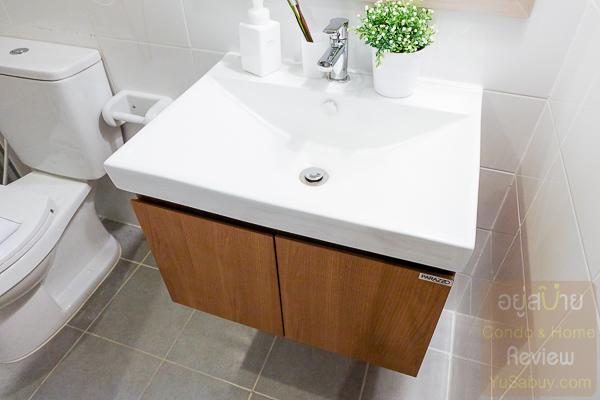 ทาวน์โฮม The Colors รังสิต-คลอง 4 Premium ห้องน้ำ (ภาพที่ 4)