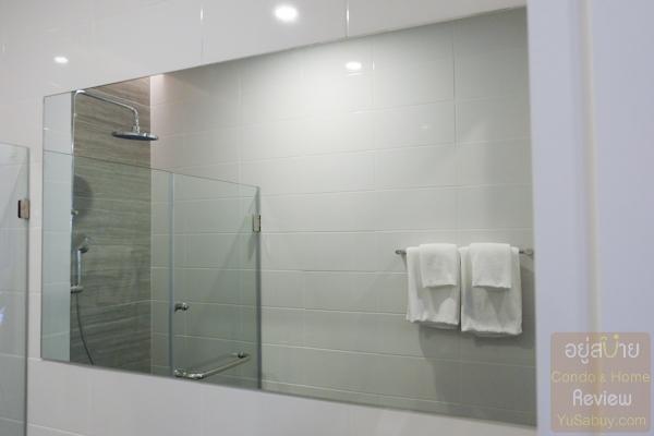 KnightsBridge Prime Onnut (ไนท์บริดจ์ ไพร์ม อ่อนนุช) ห้องน้ำ
