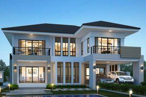 แบบบ้าน Seacon Home (ภาพที่ 12