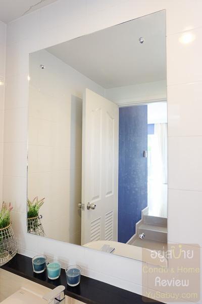 Passorn Prestige ปิ่นเกล้า-เพชรเกษม ห้องน้ำ (ภาพที่ 3)