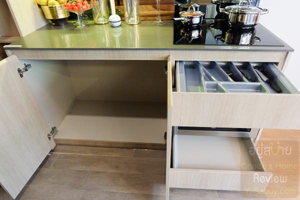 Siamese Exclusive Sukhumvit 42 - วัสดุครัว - (ภาพที่ 10)