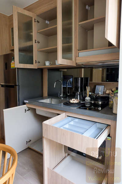 Siamese Exclusive Sukhumvit 42 - วัสดุครัว - (ภาพที่ 2)