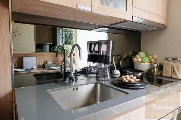 Siamese Exclusive Sukhumvit 42 - วัสดุครัว - (ภาพที่ 4)