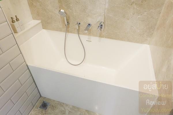 Siamese Exclusive Sukhumvit 42 - วัสดุห้องน้ำ - (ภาพที่ 10)