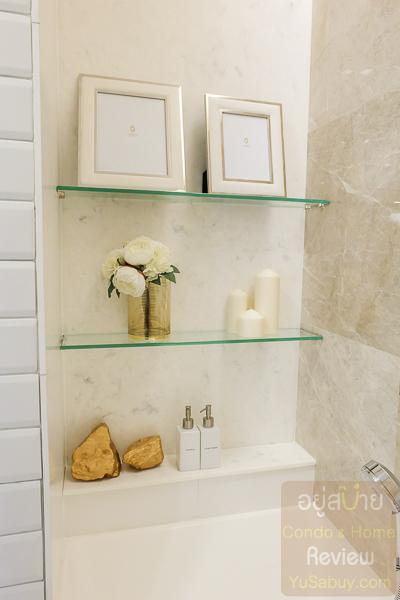 Siamese Exclusive Sukhumvit 42 - วัสดุห้องน้ำ - (ภาพที่ 11)