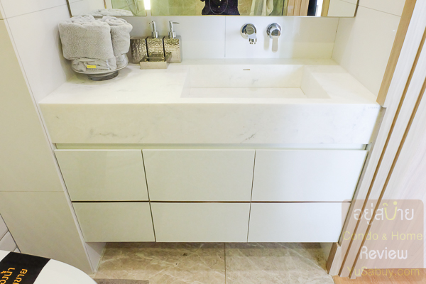 Siamese Exclusive Sukhumvit 42 - วัสดุห้องน้ำ - (ภาพที่ 4)