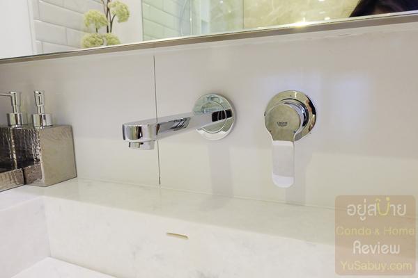 Siamese Exclusive Sukhumvit 42 - วัสดุห้องน้ำ - (ภาพที่ 7)