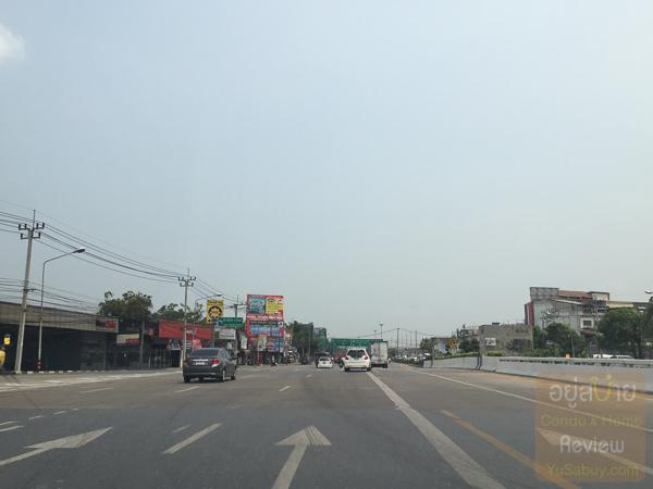 การเดินทาง Grandio Ladprao-Kasetnawamin (ภาพที่ 1)