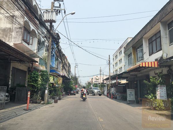 การเดินทาง Grandio Ladprao-Kasetnawamin (ภาพที่ 7)