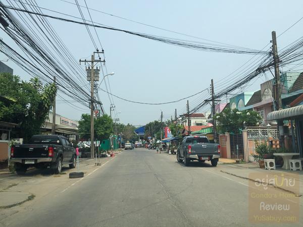 การเดินทาง Grandio Ladprao-Kasetnawamin (ภาพที่ 8)