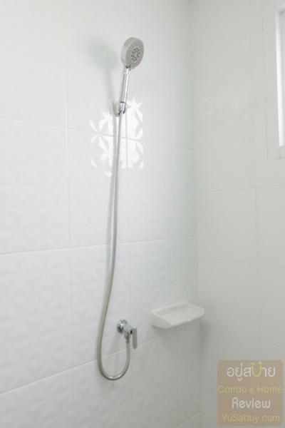 บ้านดี เดอะวัลเล่ย์ ปลวกแดง Pienza ห้องน้ำ - (ภาพที่ 3)