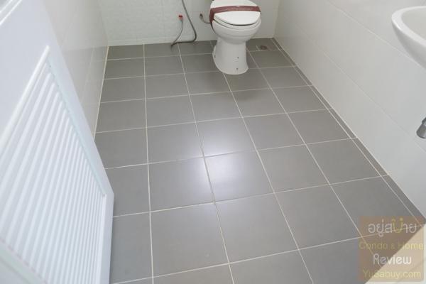 บ้านดี เดอะวัลเล่ย์ ปลวกแดง Pienza ห้องน้ำ - (ภาพที่ 9)