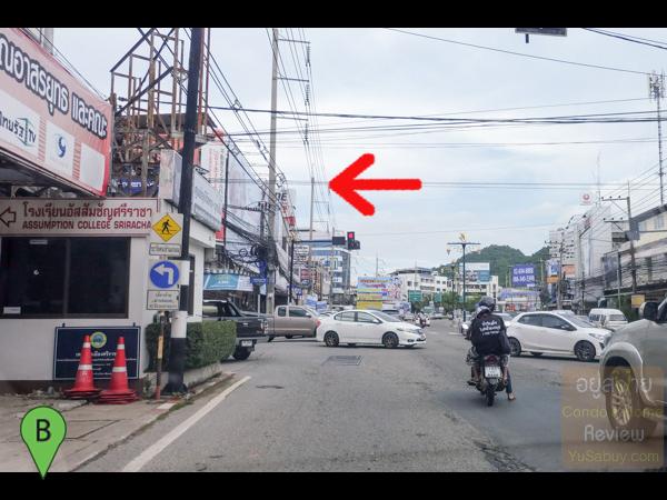D-Town-Sri-Racha-การเดินทาง---(ภาพที่-B)