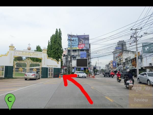 D-Town-Sri-Racha-การเดินทาง---(ภาพที่-C)