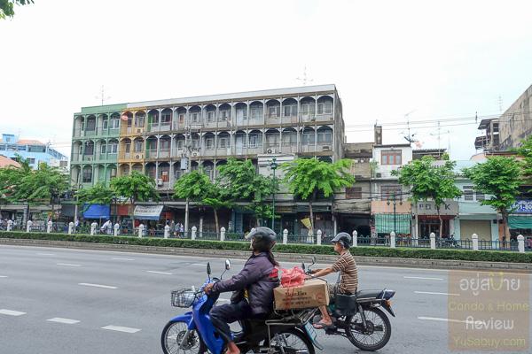 ศุภาลัย ลอฟท์ ประชาธิปก วงเวียนใหญ่ ติดถนนประชาธิปก - (ภาพที่ 11)