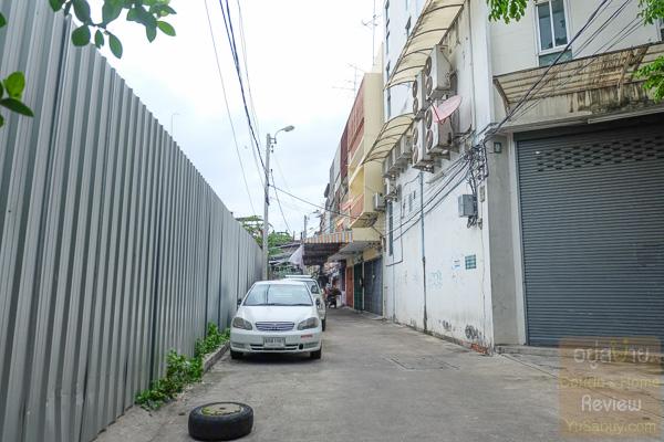 ศุภาลัย ลอฟท์ ประชาธิปก วงเวียนใหญ่ ติดถนนประชาธิปก - (ภาพที่ 23)
