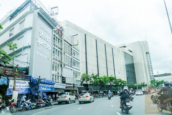 ศุภาลัย ลอฟท์ ประชาธิปก วงเวียนใหญ่ ติดถนนประชาธิปก - (ภาพที่ 31)