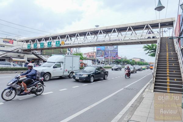 ศุภาลัย ลอฟท์ ประชาธิปก วงเวียนใหญ่ ติดถนนประชาธิปก - (ภาพที่ 6)