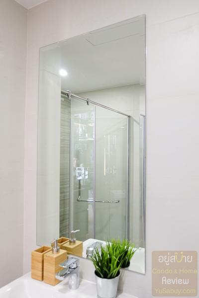 ศุภาลัย ลอฟท์ ประชาธิปก วงเวียนใหญ่ ห้องน้ำ - (ภาพที่ 3)