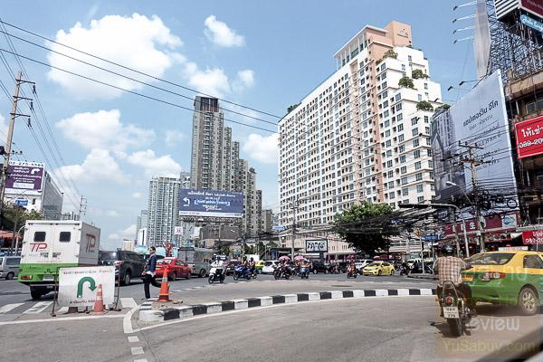 Asher Ratchada - HuaiKhwang ใกล้ MRT สุทธิสาร - ( ภาพที่ 1 )