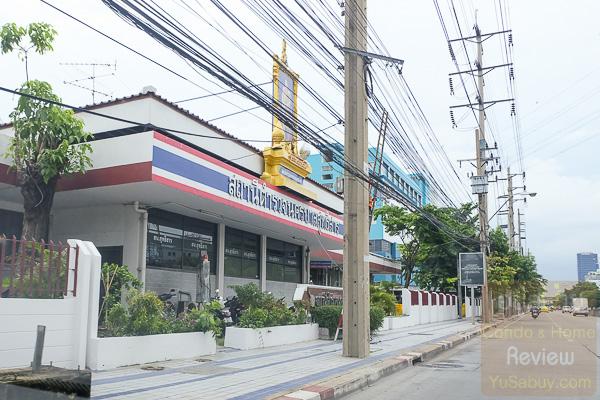 Asher Ratchada - HuaiKhwang ใกล้ MRT สุทธิสาร - ( ภาพที่ 2 )
