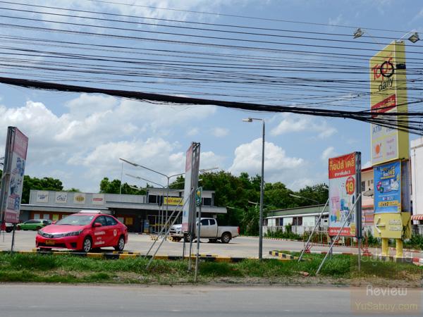 สภาพแวดล้อมถนนเพิ่มสิน-(ภาพที่ 1)