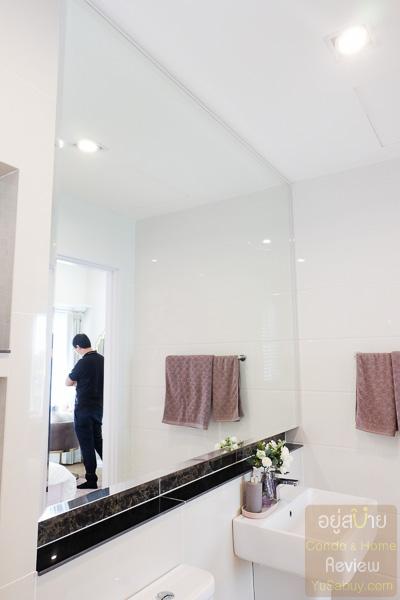 Grandio บางแค บ้าน Serra สุขภัณฑ์ห้องน้ำ - (ภาพที่ 6)