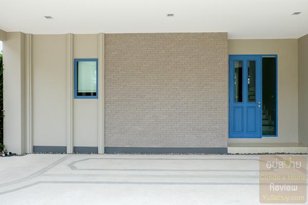 Grandio บางแค แบบบ้าน Lesina - (ภาพที่ 5)