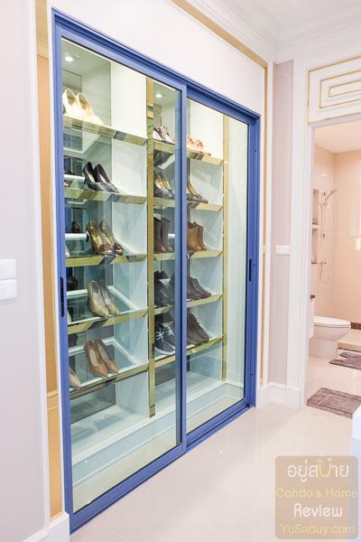 Grandio บางแค แบบบ้าน Lesina มีห้องเก็บรองเท้า - (ภาพที่ 2)