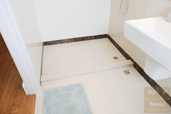 Grandio บางแค แบบบ้าน Lesina ห้องน้ำ - (ภาพที่ 2)