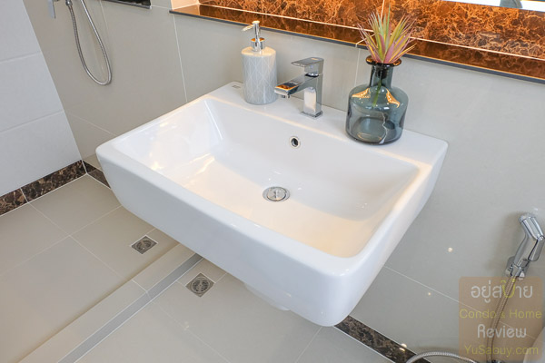 Grandio บางแค แบบบ้าน Lesina ห้องน้ำ - (ภาพที่ 3)