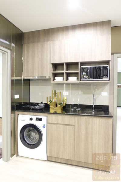 Ideo Mobi Sukhumvit EastPoint วัสดุครัว (ภาพที่-15)