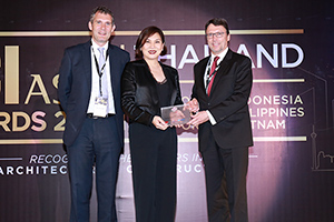 MQDC ได้รับรางวัล BCI
