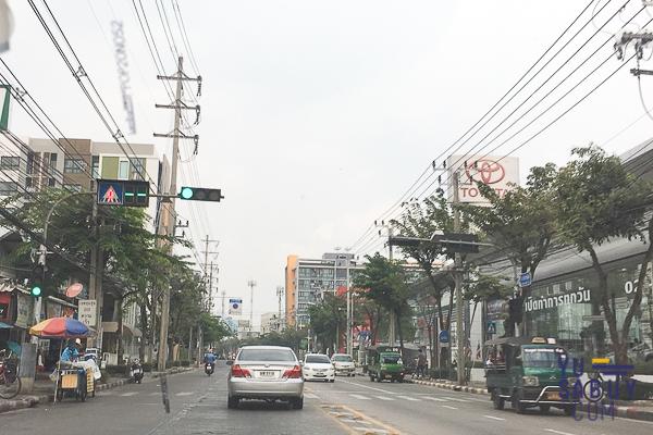 Unio town สุขสวัสดิ์ 30 สภาพแวดล้อม (ภา