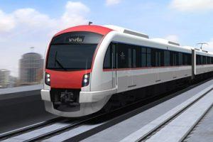 รถไฟฟ้าสายสีแดง (ภาพที่1)
