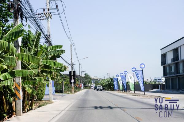 The Plant & Natura Trend ปิ่นเกล้า-สาย5