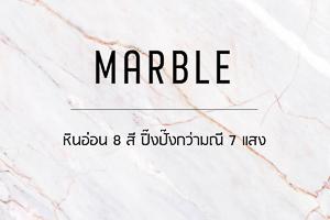 หินอ่อน Marble (ภาพที่1)