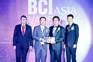 ชีวาทัยรับรางวัล BCI Asia TOP 10 Developer Awards 2019 (ภาพที่61)-2