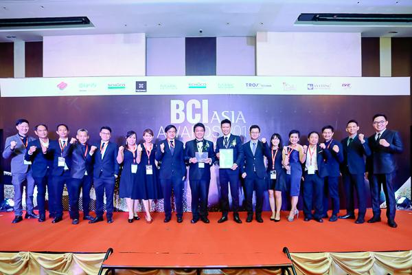 ชีวาทัยรับรางวัล BCI Asia TOP 10 Developer Awards 2019 (ภาพที่62)