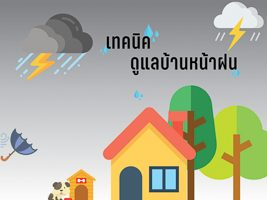 เทคนิคดูแลบ้านหน้าฝน (ภาพที่1)-2