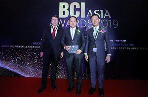 พฤกษา รับรางวัล BIC ASIA AWARDs 2019 (ภาพที่1)