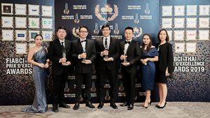 ออรจิ้น FIABCI - Thai Prix D' Excellence Awards 2019 (ภาพที่1)