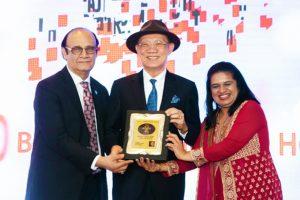 รางวัลเกียรติยศ Asia's Greatest CEO 2019-20